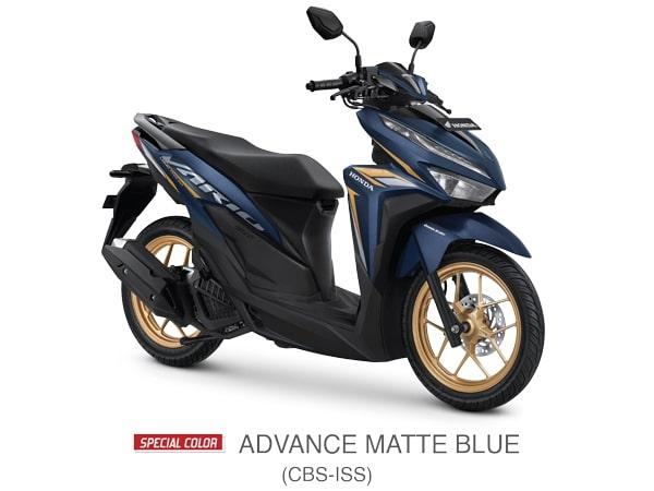Advance Matte Blue (CBS-ISS)